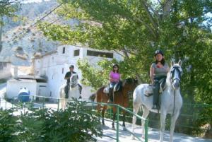 Rutas a caballo hinojares
