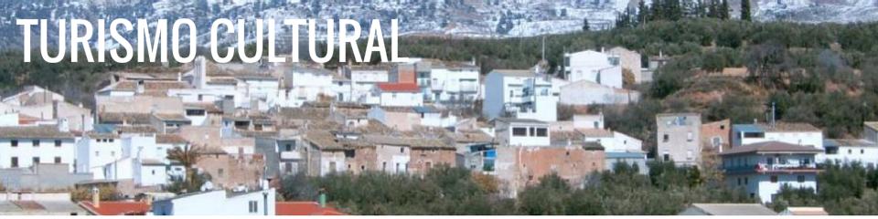 TURISMO CULTURAL CASA CUEVA CAZORLA